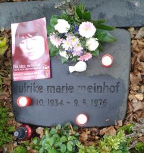 Grab Ulrike Meinhofs